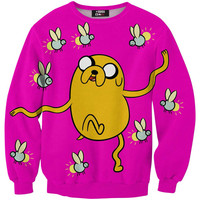 Jake and bees sweater