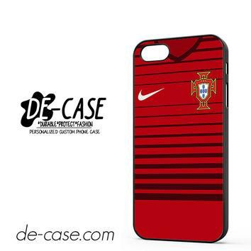 Portugal Soccer Jersey DEAL-8875 Apple Phonecase Cover For Iphone 5 / Iphone 5S