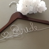 Sale 15% off Bride Wood Custom Made for Future Bride, Great Gift