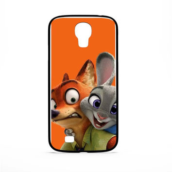 Zootopia really good film Samsung Galaxy S4 Case