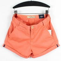 Women Summer New Style Ice Cream Cotton Plus Loose Casual Orange Short Pants S/M/L/XL/XXL/XXXL@II0154o $14.59 only in eFexcity.com.