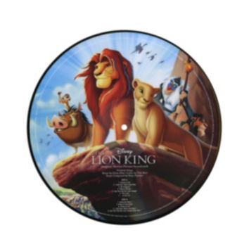 Disney The Lion King Film Soundtrack Vinyl LP Hot Topic Exclusive