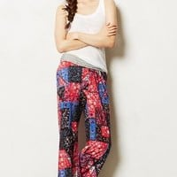 Patchworked Loungers by Anthropologie Purple Motif M Lounge