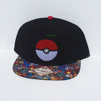 Pokemon - Pokemon Jamboree Snapback Hat