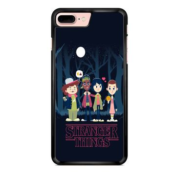 Stranger Things Perfect Strangers iPhone 7 Plus Case
