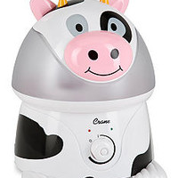 """Crane """"Curtis the Cow"""" Ultrasonic Cool Mist Humidifier - Belk.co"""