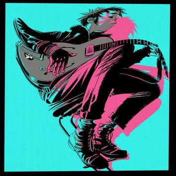 The Now Now - Gorillaz, LP