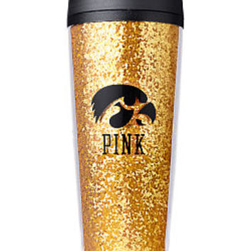 University of Iowa Coffee Tumbler - PINK - Victoria's Secret