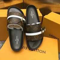 LV Fashionable leisure women shoes