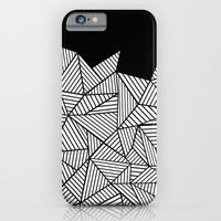 Abstraction Mountain iPhone & iPod Case by Project M | Society6