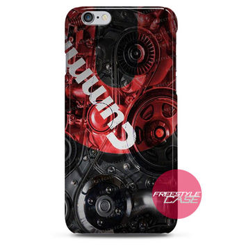 Cummins Developing Eco Friendly Engine iPhone Case 3, 4, 5, 6 Cover
