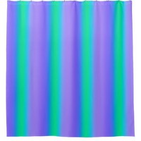 Grapevine Striped Shower Curtain