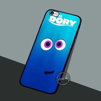 Still Finding Dory - iPhone 7 6 5 SE Cases & Covers #cartoon #animated #FindingNemo