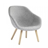 designdelicatessen - HAY - About a Lounge Chair Low AAL82 - HAY furniture