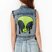 Far Out Denim Vest