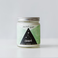 Zodiac Astrology Candle - Cancer