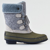 AEO Wool Duck Boot , Taupe