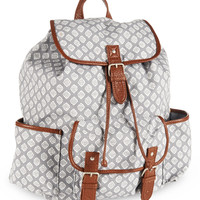 Aeropostale  Womens Printed Backpack