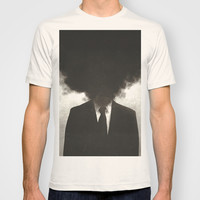 Confessions of a Guilty Mind. T-shirt by Carlos Credi