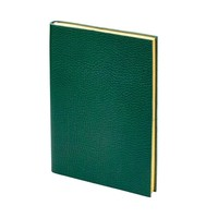 Millennial Journal  Pine Pebble Grain Leather