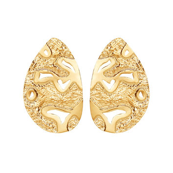 Jennifer Fisher Lake Earrings - ShopBAZAAR