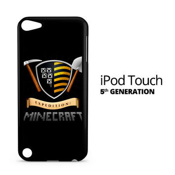 Video Game Minecraft iPod Touch 5 Case