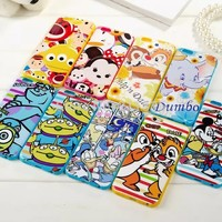 Online Shop For iphone 6 6S 4.7 inch cases Monsters Mickey Minnie Mouse Donald Duck Three Eyes Dale Dumbo Designs TPU Cell phone cases cover|Aliexpress Mobile