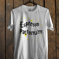 Harry Potter Espresso Patronum T Shirt Mens T Shirt and Womens T Shirt *