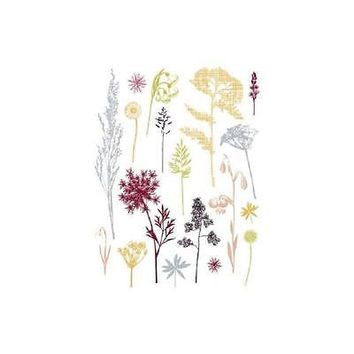 Wallpops Spirit Field Of Herbs Wall Art Decals