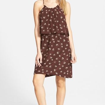 Women's Madewell 'Kiera' Overlay Dress,