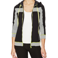 Track Set Hooded Jacket