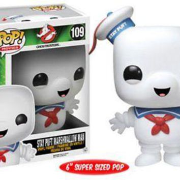 "Funko Pop Movies: Ghostbusters: Stay Puft 6"" Vinyl Figure"