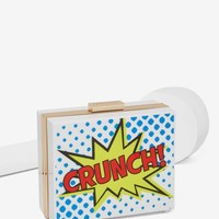 Skinnydip London Crunch Clutch