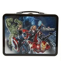 Marvel Universe The Avengers Tin Tote - 147943