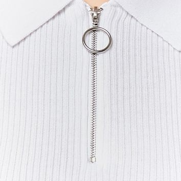 Pull-Ring Zip Top