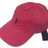 POLO RALPH LAUREN Classic Chino Sports Cap One Size Adjustable