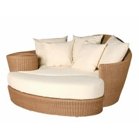 Barlow Tyrie - Dune Daybed And Ottoman