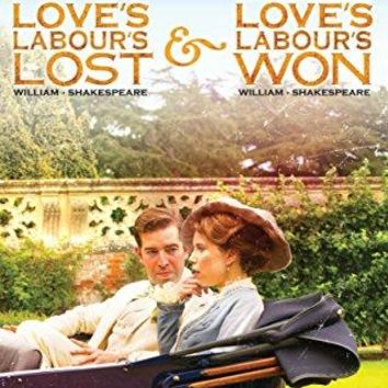 Royal Shakespeare Company & Christopher Luscombe - Shakespeare: Love's Labour's Lost & Love's Labour's Won Much Ado About Nothing  Special