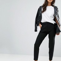 Vero Moda Tailored Pinstripe Pants at asos.com