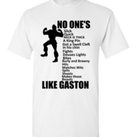 No One's Like Gaston