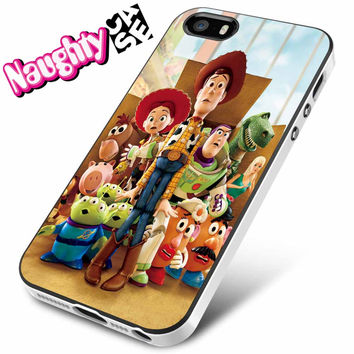 Toy Story Family iPhone 4s iphone 5 iphone 5s iphone 6 case, Samsung s3 samsung s4 samsung s5 note 3 note 4 case, iPod 4 5 Case