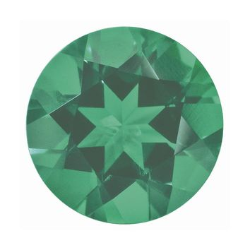 Loose Emerald  3mm Round Diamond Gemstone Cut   I2 Clarity And I/j Color