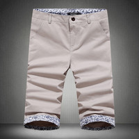 Mens Trendy Outline Shorts