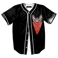 Tough Cat Street Jersey