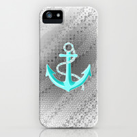 Anchor iPhone & iPod Case by Ornaart
