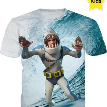 ROTS Ocean Shark T-Shirt