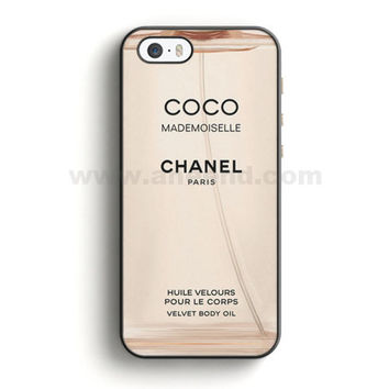 Coco Mademoiselle Chanel Paris iPhone SE Case  | Aneend.com