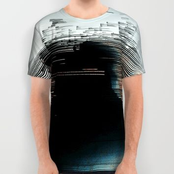 Disruptive All Over Print Shirt by Ducky B