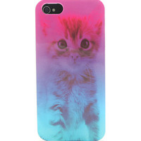 With Love From CA Cat Ombre 5 iPhone Case at PacSun.com