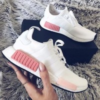 Adidas NMD Women Fashion Trending Running Sports Shoes Sneakers